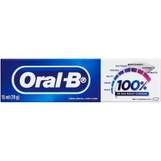 Creme Dental 100% Oral B 70g