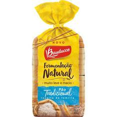 Pão de Forma Fermentação Natural Bauducco 400g