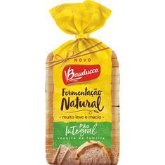Pão de Forma Fermentação Natural Integral Bauducco 400g