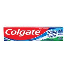 Creme Dental Tripla Ação Hortelã Colgate 90g