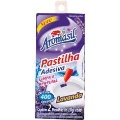 Pastilha Adesiva Lavanda Aromasil 2X10g