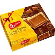Biscoito Choco Biscuit Presente Bauducco 144g