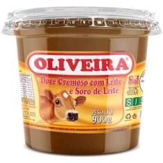 Doce de Leite Oliveira 900g