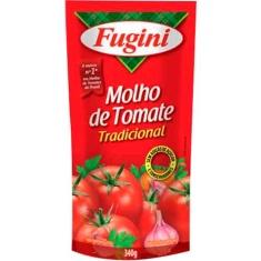 Molho de Tomate Tradicional Refogado Fugini 340g