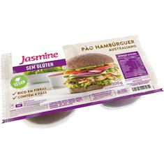 Pão de Hambúrguer Australiano sem Glúten Jasmine 300g