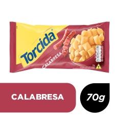 Salgadinho Calabresa Torcida 70g
