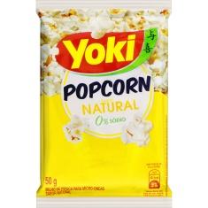 Milho de Pipoca Pop Corn Mini Natural Yoki 50g
