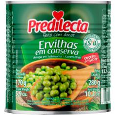 Ervilha Predilecta 170g