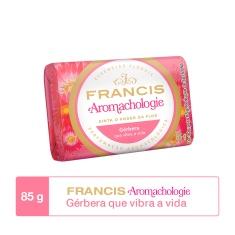 Sabonete em Barra Suave Pink Francis 85g