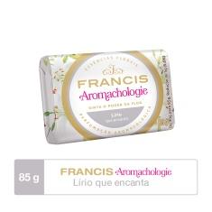 Sabonete em Barra Suave Branco Francis 85g