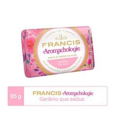 Sabonete em Barra Suave Rosa Claro Francis 85g