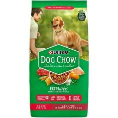 Ração para Cães Raças Médias e Grandes Dog Chow 3Kg