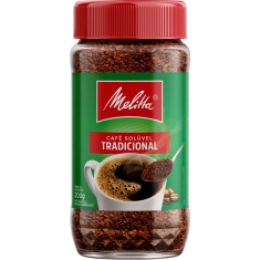 Café Solúvel Melitta 200g
