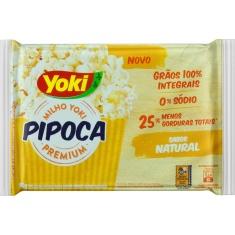 Milho para Pipoca Pop Corn Natural Yoki 90g
