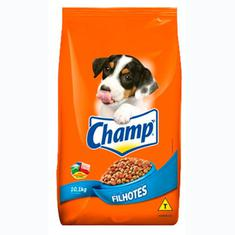 Alimento para Cães Filhotes Champ 10,1kg