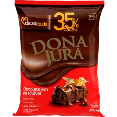 Chocolate em Pó 35% Dona Jura 1,005kg