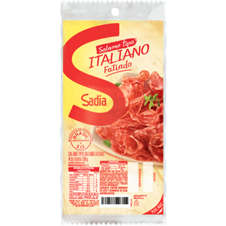 Salame Italiano Sadia 100g