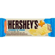 Chocolate Mais Cookies n Creme Hersheys 102g