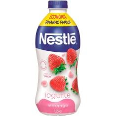Iogurte sabor Morango Nestlé 1250g