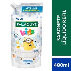 Sabonete Líquido Kids Minions Palmolive Refil 480ml