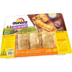 Pão de Alho Tradicional Aurora 340g