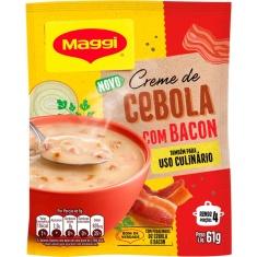 Creme Cebola com Bacon Maggi 61g