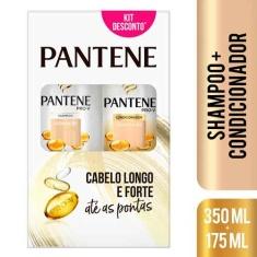Shampoo + Condicionador Hidratação Pantene 350+175ml