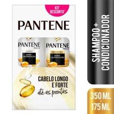 Shampoo + Condicionador Hidro-Cauterização Pantene 350+175ml
