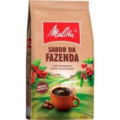 Café Extraforte Sabor da Fazenda Melitta 500g