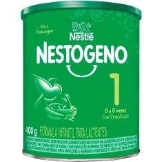 Fórmula Infantil Nestogeno 1 Nestlé 400g