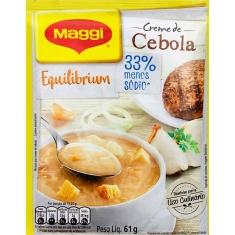 Creme Cebola Equilibrium Maggi 61g