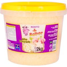 Alho Triturado Roxito 2kg