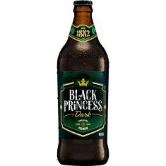 Cerveja Dark Black Princess 600ml