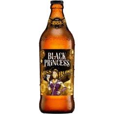 Cerveja Miss Blonde Black Princess 600ml