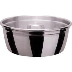 Forma de Alumínio com Canudo para Bolo Polida Mr. Cook Nº 22