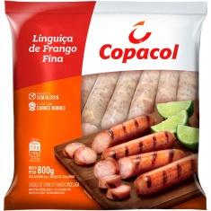 Linguiça de Frango Copacol 800g