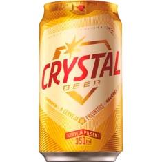 Cerveja Pilsen Crystal 350ml