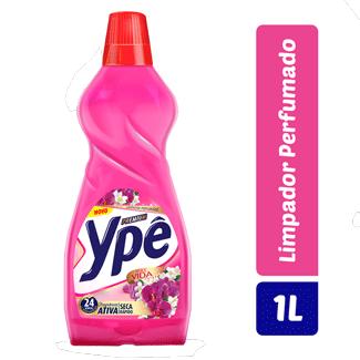 Limpador Perfumado Doce Vida Ypê 1L