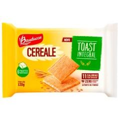 Torrada Cereale Toast Integral Bauducco 128g