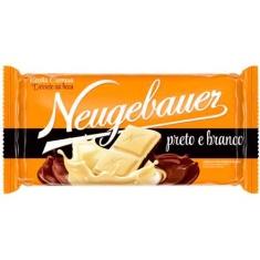 Chocolate Tablete Preto e Branco Neugebauer 90g