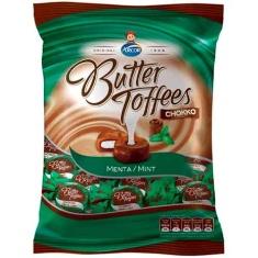 Bala Butter Toffees Chokko Menta Arcor 500g