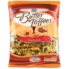 Bala Butter Toffees Chocolate Arcor 500g