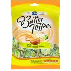 Bala Butter Toffees Torta de limão Arcor 500g