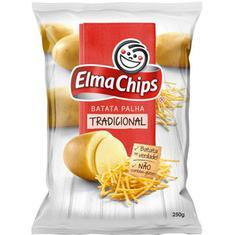 Batata Palha Na Mesa Elma Chips 250g