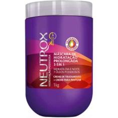 Creme de Tratamento 24 Multibenefícios Neutrox 1Kg