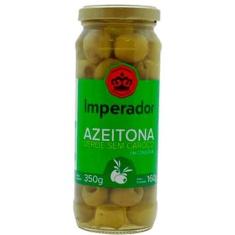 Azeitona Verde sem Caroço Imperador 160g