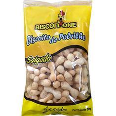 Biscoito Salgado de Polvilho Biscoitone 80g