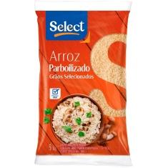 Arroz Parboilizado Select 5kg