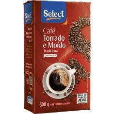 Café Vácuo Tradicional Select 500g
