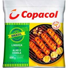 Linguiça de Frango com Alho e Cebola Copacol 600g